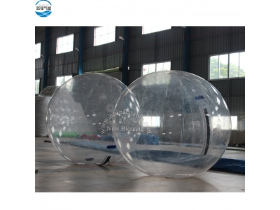 NB-B06 human size floating inflatable water walking balls for sale, water bouncing ball