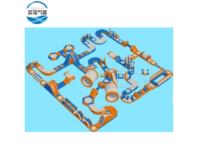 Hot selling for inflatable floating water park with low price(Water Park N34)