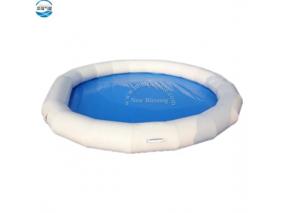 custom white swimming pool for kids and adults