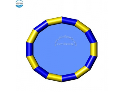 Round Shape Inflatable Pool For Outdoor Activity