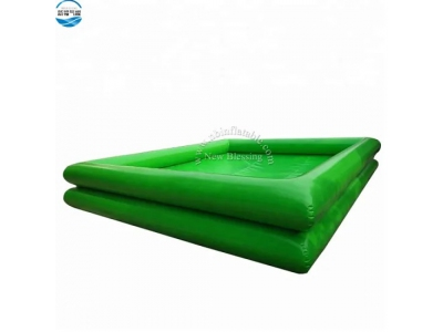 Custom size large kids swimming inflatable pool
