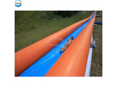NBSN-1002 Giant 1000 ft Slip n Slide Inflatable Water City Slide, Slide The City for sale , Inflatable Slide The City