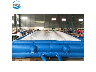 (NBAB-001)Jumping Stunt Inflatable Air Cushion