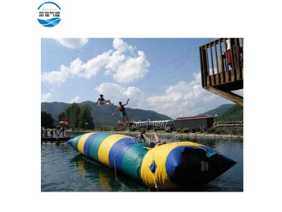 (NBWG-02) Inflatable water blob jumping catapulton