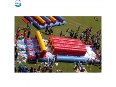 NBOB-1019 inflatable obstacle course for party event