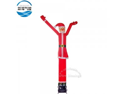NB-AD08 Hot-sale Christmas advertising inflatable skydancer