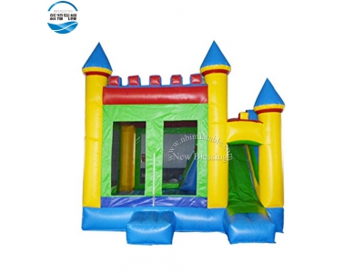 NBCO-1026 Premium 5 in 1 inflatable castle/bouncing combo for sale