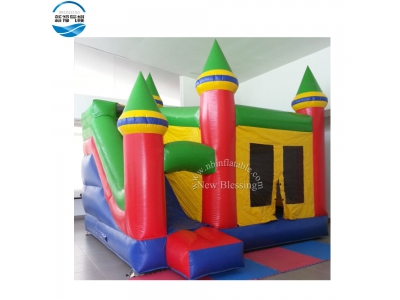 NBCO-1029 Factory supply customized inflatable jumping castle combo