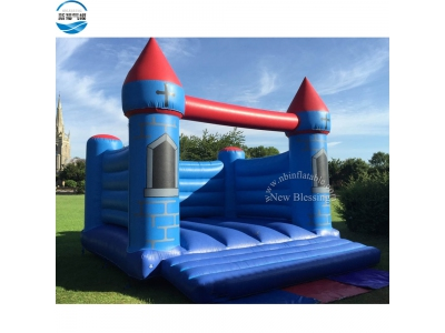 NBBO-1052 Customized inflatable church jumping castle/bounce house