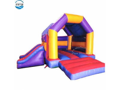 NBCO-1031 Toddler exciting inflatable jumping combos with slide